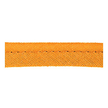 Passepoil uni orange 10 mm 74151071